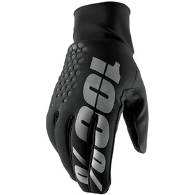 100% Hydromatic Brisker Cold Weather&Waterproof Gants, black